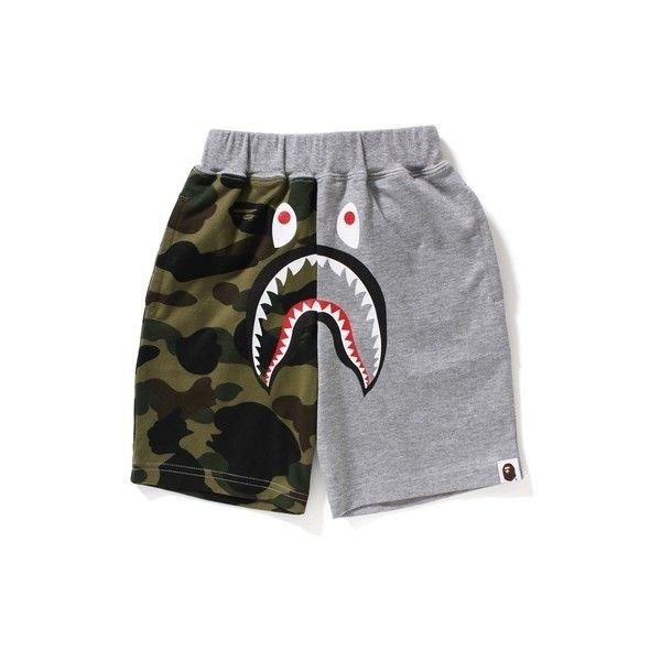96f85ec8 A Bathing Ape (BAPE) Kids 1st Camo Shark Shorts Online Shop from Japan to  Worldwide at Free Shipping