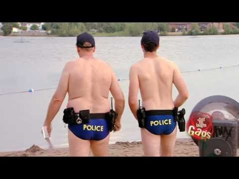 Beach Police~ Cops with attitudes. Time for a laugh!