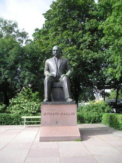 eNorssin kuvagalleria :: Suurmiesten ja -naisten patsaita ja muistomerkkejä :: 00065_G