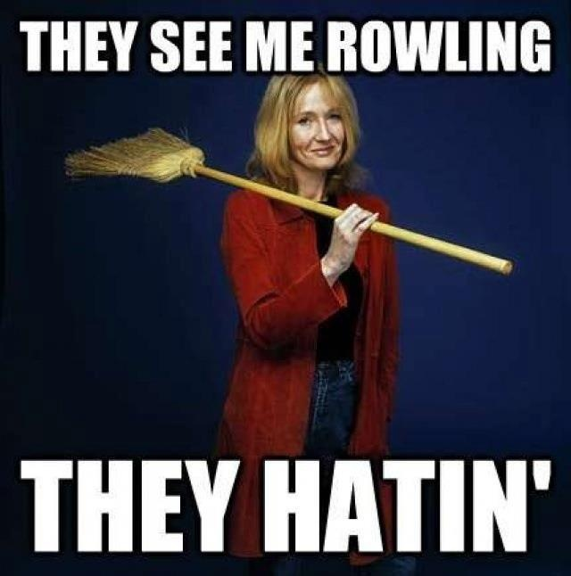Harry Potter Humor. Admit it, you just sang it