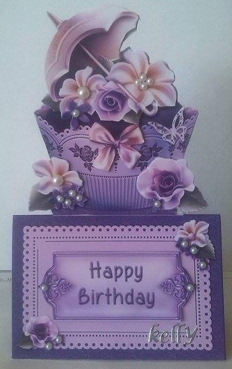 The 150 Best Tassie Scrapangel 2 Female Birthday Cards Images On