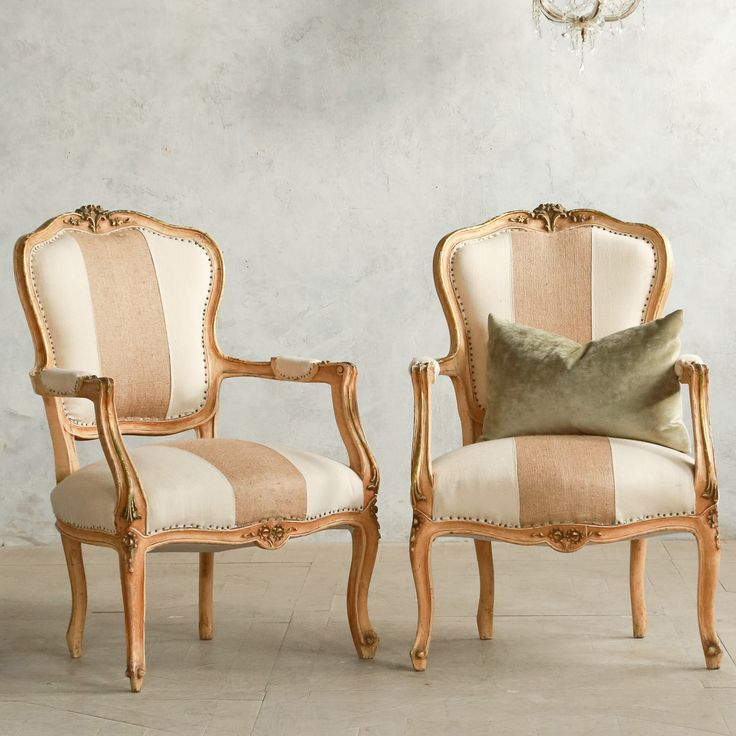 Eloquence One Of A Kind Vintage Armchair Louis Xv
