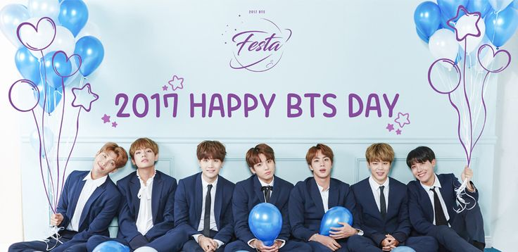 "allforbts: """"BTS changed their fancafe header for their 4th anniversary "" """