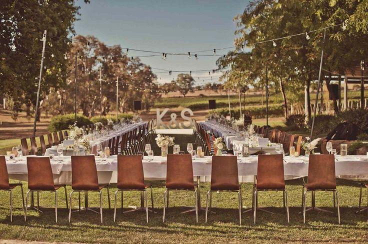 HOWARD VINEYARD // Adelaide, SA // via #WedShed  http://www.wedshed.com.au/wedding_venues/howard-vineyard/