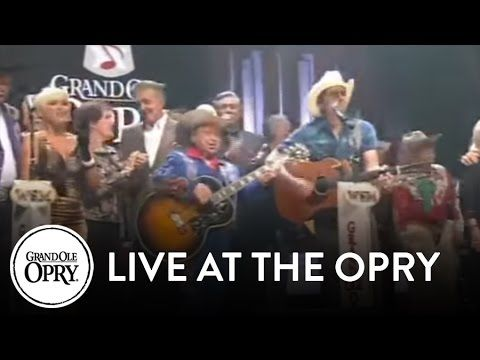 """Grand Ole Opry Cast Performs """"Will The Circle Be Unbroken""""   Live at the..."""