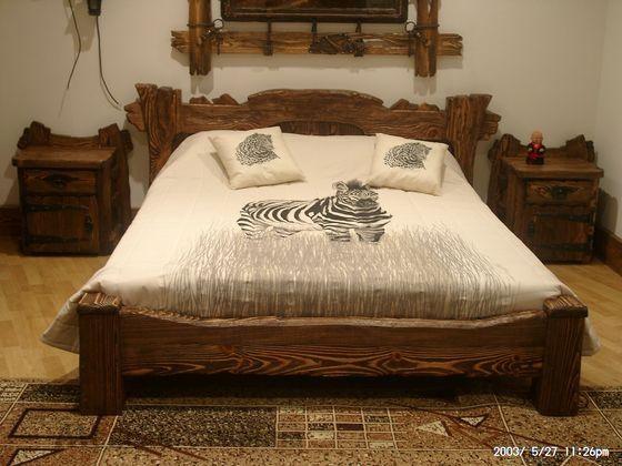 """Кровать под старину """"Ангелина"""""""