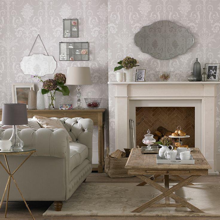 Downton Abbey geïnspireerde interieurs: krijgen de look