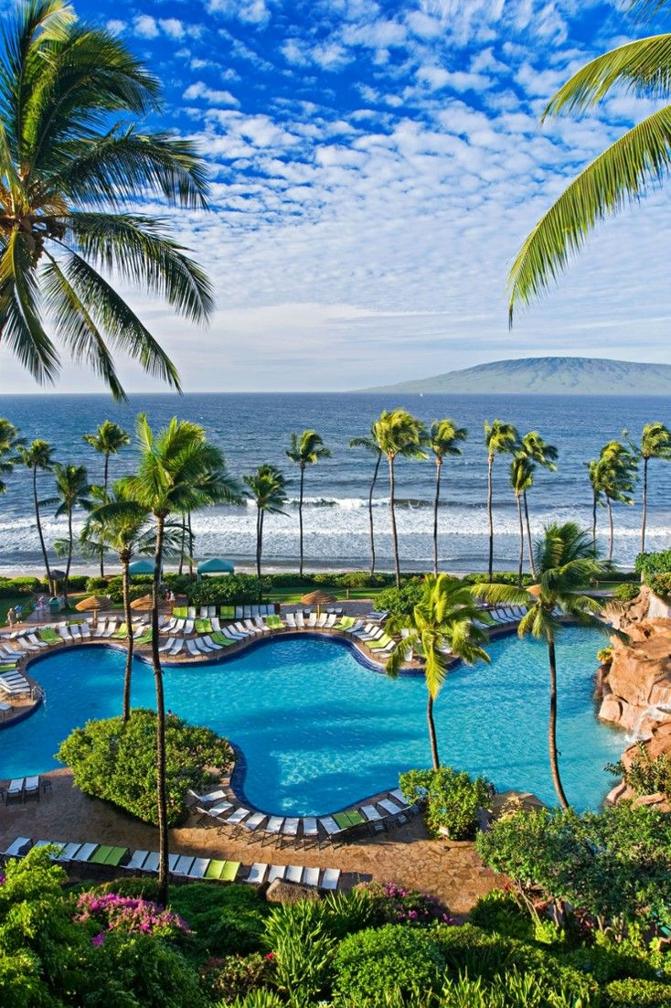 hyatt regency maui This classically Hawaiian resort has some of Maui's best pools and fronts a gorgeous beach. #Jetsetter