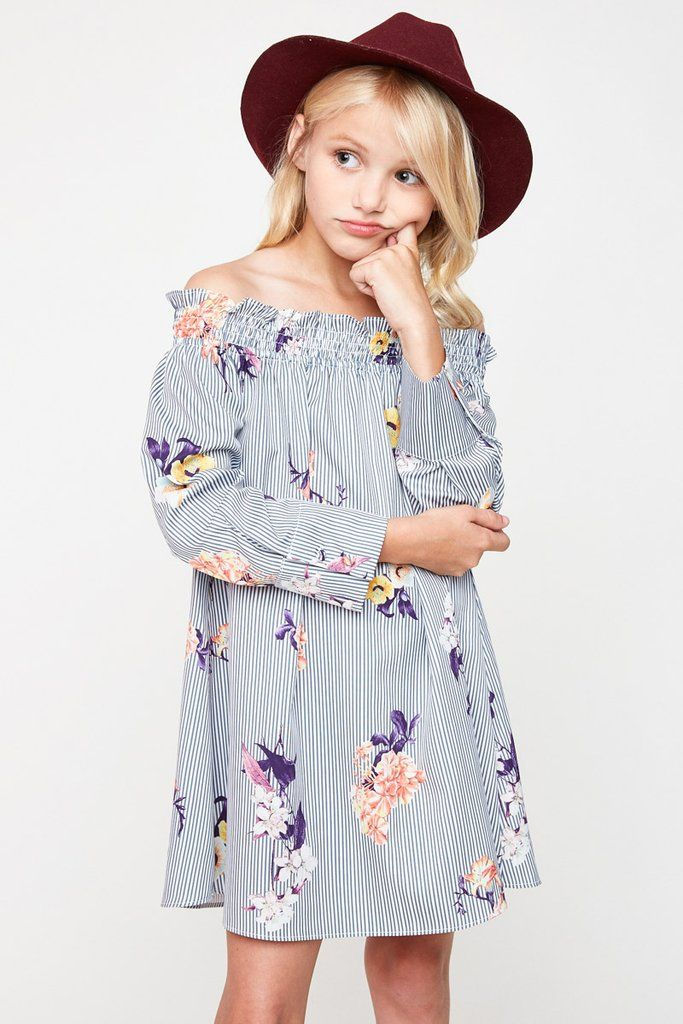 5f48a621c540 Off Shoulder Dress in 2019