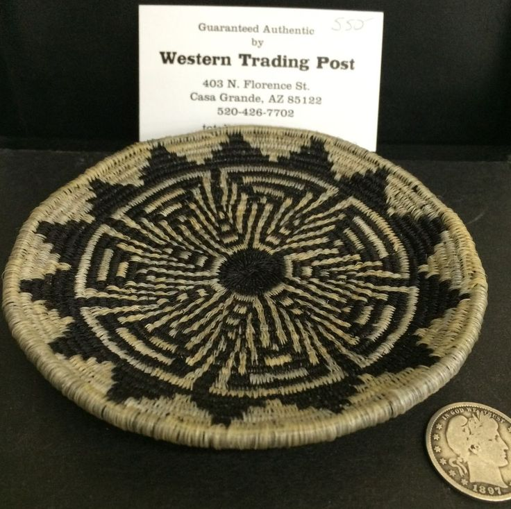 Native American Basket Weaving Instructions : Best tohono o odham basketry more images on