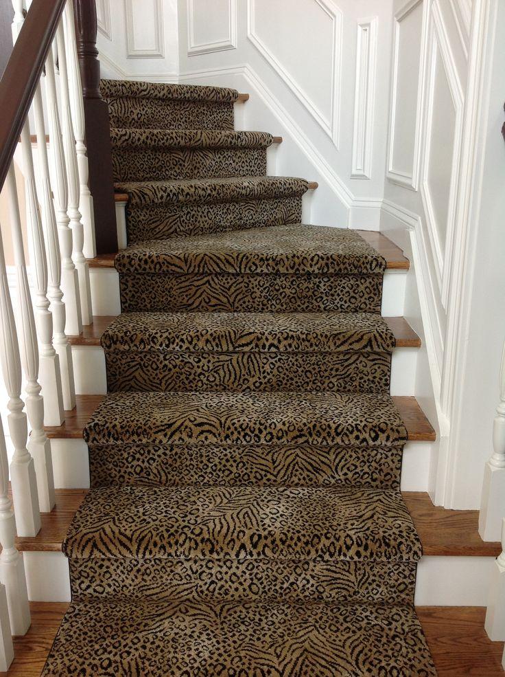 Best Animal Print Stairs Fabulous Floors Pinterest 400 x 300