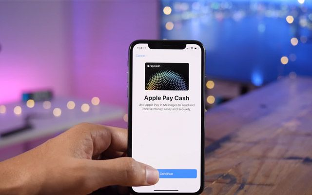 Apple Pay Cash Messages app will shortly be made available to iOS users in Ireland and Spain