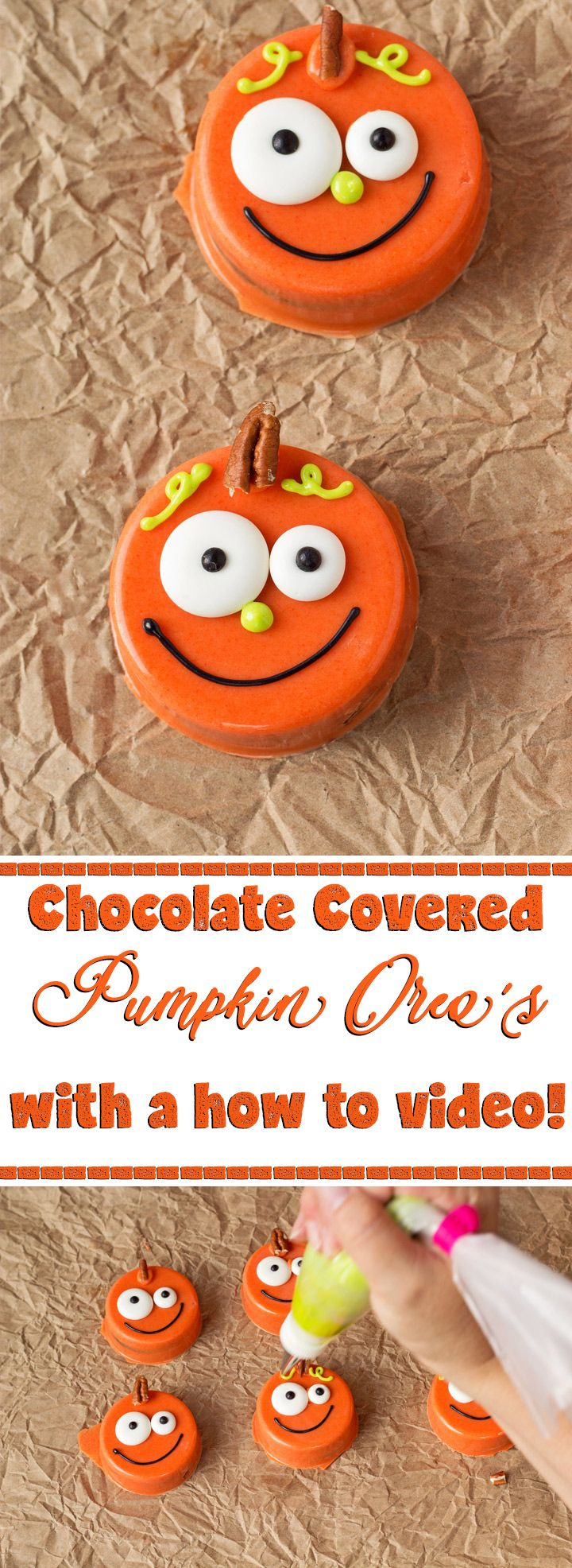 How to Make Simple Little Chocolate Covered Oreos with a How to Video | The Bearfoot Baker
