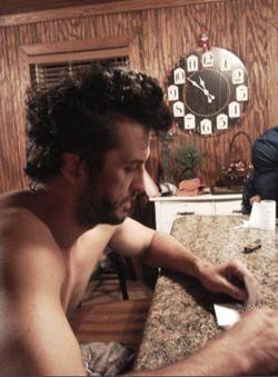 luke-bryan: kiss2morrowgoodbye: drunk-0n-you: Luke with Blake shelton hair?.. haha. so sexy oh my loooord