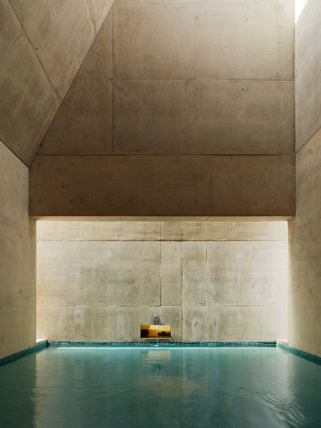Amangiri Resort and Spa by Al-Sayed, Burnette and Rick Joy, architects, in Canyon Point, Utah, USA.