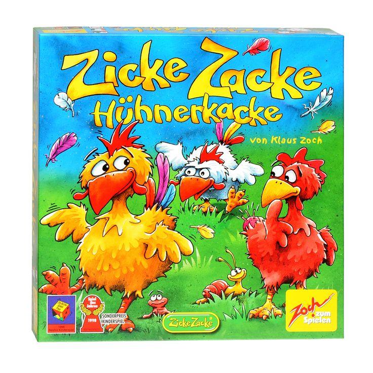 Цыплячьи бега | Магазин настольных игр GameClub