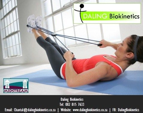 Daling Biokinetics is located at the Midrand Estates Park in Midstream, Centurion, South Africa