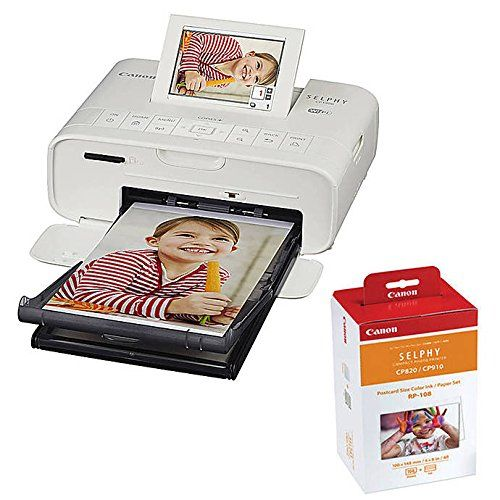 Welcome to my pros and shortcomings consumer reports of the Canon SELPHY CP1300 Compact Photo Printer (White) with RP-108 Ink/Paper Set Bundle . My purpose in this review will  be to help you as much as possible decide whether or not this is the right  product for you. I think the simplest way...