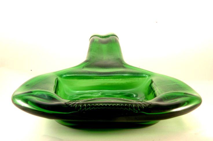 Deko-Objekte - Schüssel aus recycelten Flaschen - ein Designerstück von RecyCLeR_GlaSS bei DaWanda