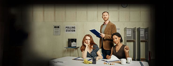 The Vote, The Donmar Warehouse: 24th April - 7 May