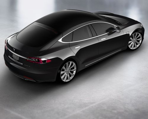 Tesla Model S Villha Pinterest Inspiration