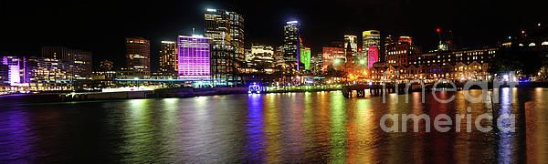 #SYDNEY #SKYLINE by #Kaye #Menner #Photography Quality Prints Cards Products at: http://kaye-menner.pixels.com/featured/sydney-skyline-by-kaye-menner-kaye-menner.html
