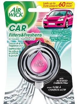 FREE Airwick Car Filters & Freshenes product  (Mail in rebate)
