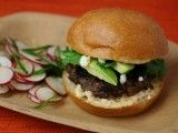 Cooking Channel serves up this South-of-the-Border Burgers recipe plus many other recipes at CookingChannelTV.com