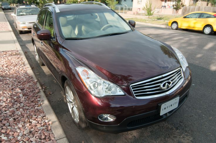 2012 Infiniti EX35 AWD Journey Review -- Review