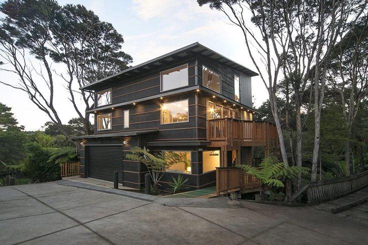 Stunning bush house - Titirangi, NZ