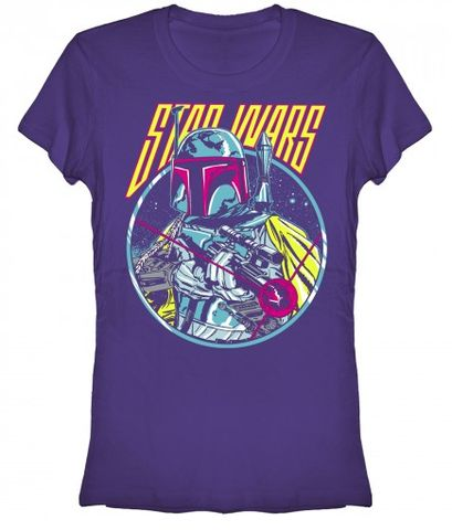 Star Wars: Boba Fett Juniors T-Shirt – First Person Clothing
