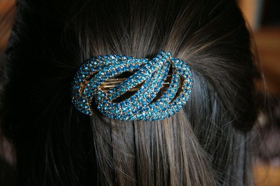 #hairclip #rhinestone #special #gift