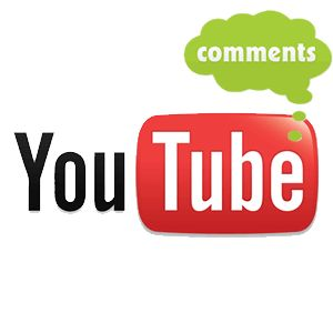 Youtube comments help to increased visibility in YouTube and Google search results. It create value of your video and popularity in people. if you have numbers of comments on your business video, then it clearly show your understanding of your specialty in your field.  Now a days you can easily buy youtube comment. #BuyYoutubeComment