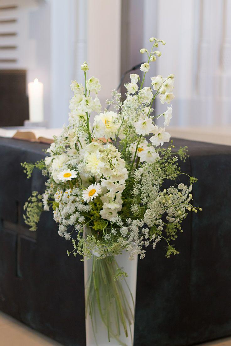 ... Blumen für Kirche und Kapelle on Pinterest  Hochzeit, Deko and Oder