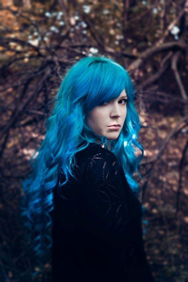 #color hair #colorhair #blue hair #bluehair #girl #portrait  #цветные волосы #цветныеволосы #синие волосы #синиеволосы #голубые волосы #голубыеволосы #девушка #портрет #mf #missforiz