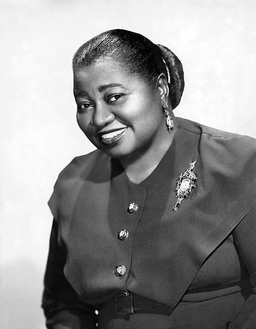 Hattie McDaniel | Actress Hattie McDaniel was born on June 10, 1895, in Wichita, Kansas. In 1925, she became one of the first African-American women on the radio. In 1934, she landed her on-screen break in Judge Priest. She became the first African American to win an Oscar in 1940, for her role as Mammy in Gone with the Wind. In 1947, she starred on CBS radio's The Beulah Show. She died on October 26, 1952, in Los Angeles, California.