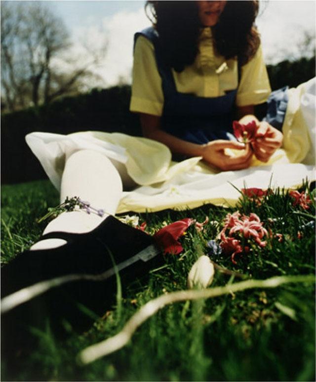 Anna Gaskell: Alice in Wonderland