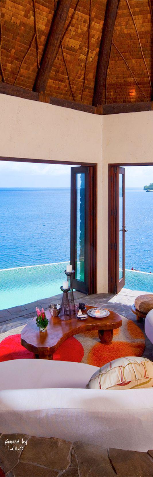 LAUCALA ISLAND RESORT...FIJI want to live here please