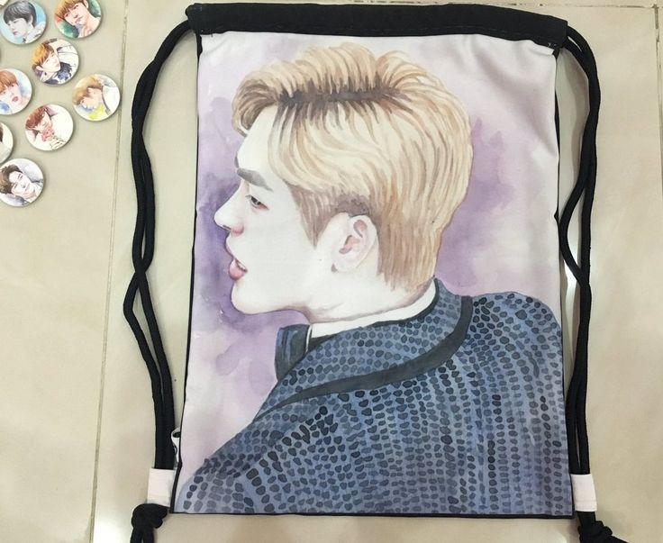 Drawstring Bag..