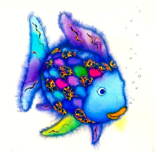 216 best images about clip art etc fish sea on for Rainbow fish pictures