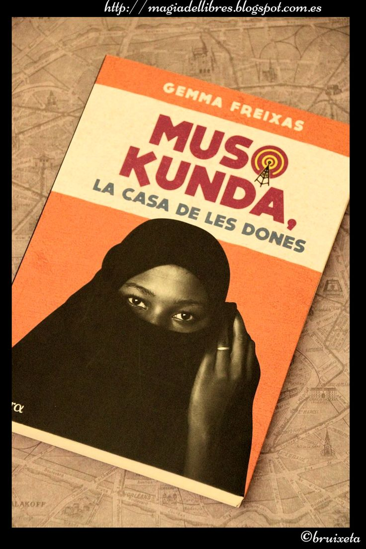 Muso Kunda, la casa de les dones de Gemma Freixas