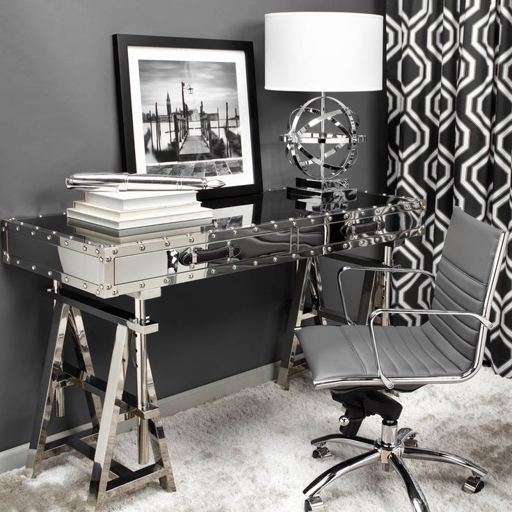Create a home office with first class style using our new for X gallery furniture