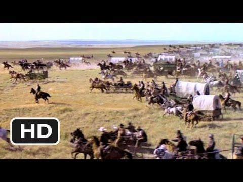 """I show my students this clip from """"Far and Away"""" when discussing Westward Expansion. They love it and it provides some great discussion!"""