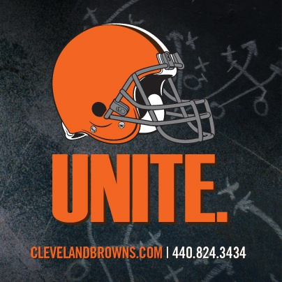 Hey, I wanna win a pair of Cleveland Browns season tickets! Help me by visiting my custom webpage now!: My Friend, Cleveland Brown