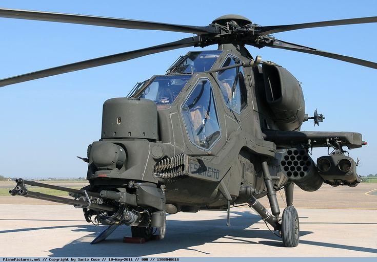 Foto Italy - Army Agusta A129CBT Mangusta MM81421