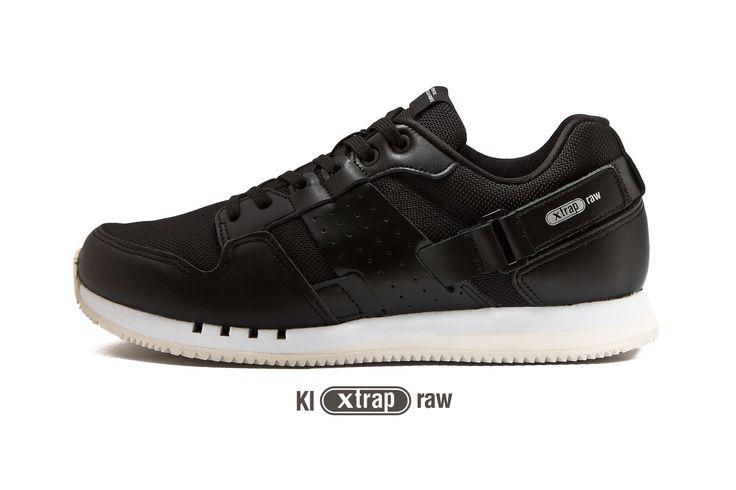 케이아이 엑스트랩 로우 블랙에디션 KI XTRAP RAW BLACK EDITION