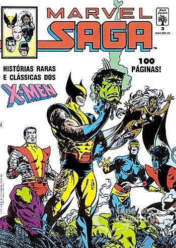 Marvel Saga n° 3 - Abril