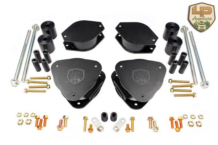 "LP Aventure 2"" lift kit - Outback 2015-2016"