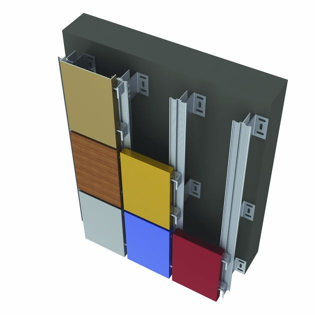 Aluminum Composite Panel Systems : Best ideas about composite cladding on pinterest