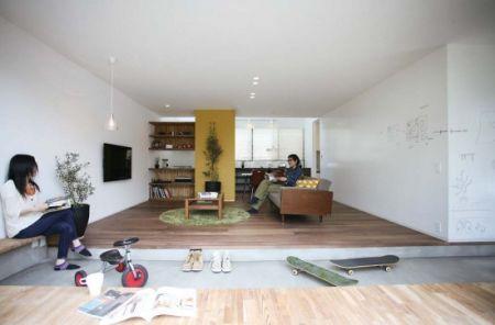 遊び心溢れるどこに居ても楽しい家 boundary Sturdy Style 一級建築士事務所 施工事例 建築条件付土地分譲 埼玉・千葉・東京の注文住宅ならポラスの注文住宅